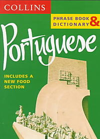 Portugese Phrase Book & Dictionary