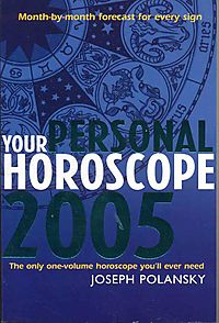 Your Personal Horoscope 2005
