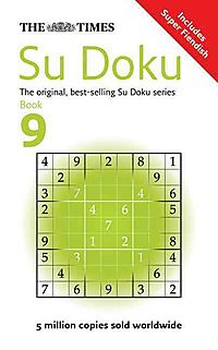 The Times Su Doku Book 9
