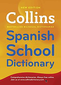 Collins Spanish School Dictionary