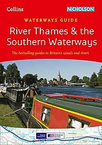 Collins Waterways Guide River Thames & the Southern Waterways