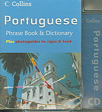 Collins Portuguese Phrase Book & Dictionary