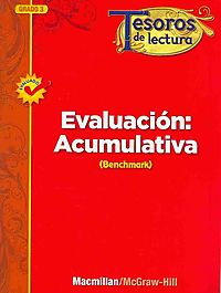 Tesoros de lectura, A Spanish Reading/Language Arts Program, Grade 3, Summative Assessment Handbook