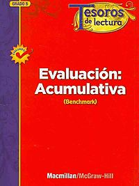 Tesoros de lectura evaluacion: acumulativa, grado 5/Reading Treasures Summative Assessment , Grade 5