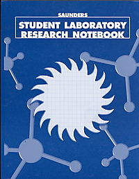 Saunders Student Laboratory Research Notebook
