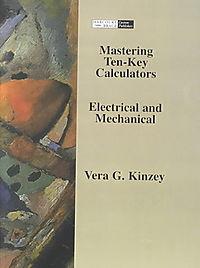 Mastering Ten-Key Calculators