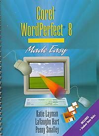 Corel Wordperfect 8 Made Easy