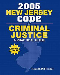 New Jersey Code of Criminal Justice