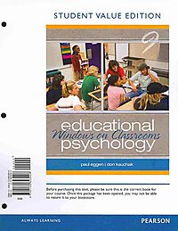 Educational Psychology + New MyEducationLab Access Code