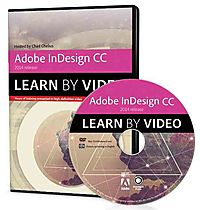 Adobe InDesign CC Learn by Video 2014