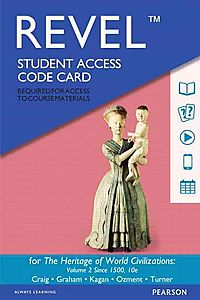 The Heritage of World Civilizations Access Code