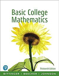 Basic College Mathematics + New Mymathlab With Pearson Etext Access Card