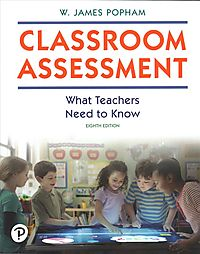 Classroom Assessment + Mylab Education With Pearson Etext Access Code