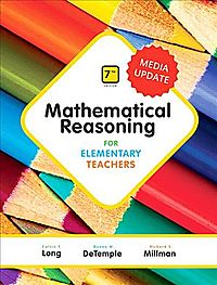 Mathematical Reasoning for Elementary Teachers + Mylab Math Media Update