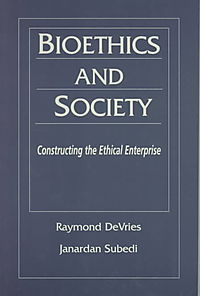 Bioethics and Society