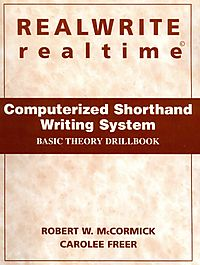 Realwrite Realtime Computerized Shorthand Writing System