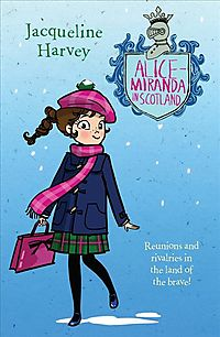 Alice-Miranda in Scotland
