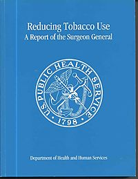 Reducing Tobacco Use 2000