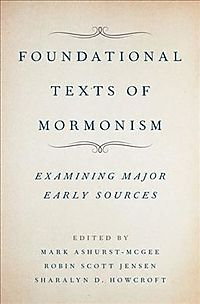 Foundational Texts of Mormonism