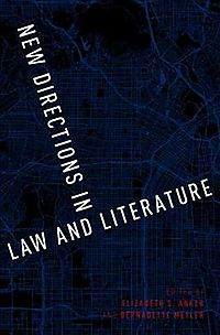 New Directions in Law and Literature