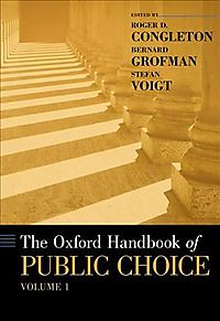 The Oxford Handbook of Public Choice