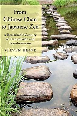 From Chinese Chan to Japanese Zen