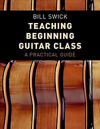 Teaching Beginning Guitar Class