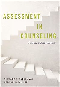 Assessment in Counseling