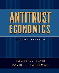 Antitrust Economics