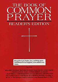 1979 Book of Common Prayer, Reader's Edition