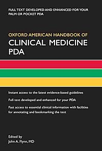 Oxford American Handbook of Clinical Medicine PDA