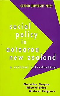 Social Policy in Aotearoa/New Zealand