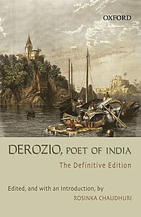 Derozio, Poet of India
