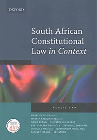 South African Constitutional Law in Context