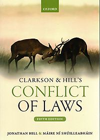Clarkson & Hill's Conflict of Laws