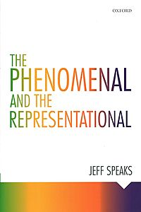 The Phenomenal and the Representational