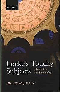 Locke's Touchy Subjects