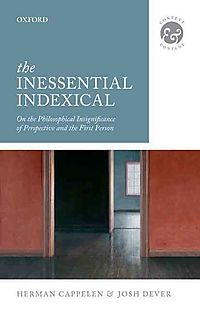 The Inessential Indexical
