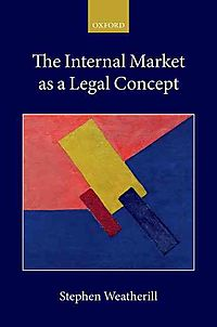 The Internal Market As a Legal Concept