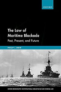 The Law of Maritime Blockade