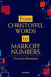 From Christoffel Words to Markoff Numbers