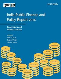 India Public Finance and Policy Report 2016