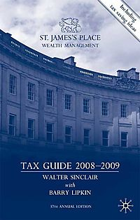 St James's Place Tax Guide 2008-2009