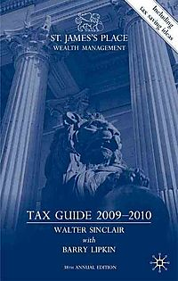 St James's Place Tax Guide 2009-2010