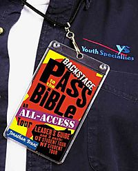 Backstage Pass To The Bible