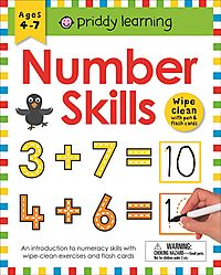 Wipe Clean Workbook Number Skills