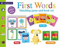 Alphaprints First Words Matching Set