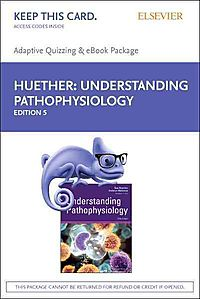 Understanding Pathophysiology + Elsevier Adaptive Quizzing