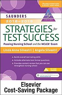 New used books cheap books online half price books saunders 2018 2019 strategies for test success elsevier ebook on vitalsource evolve access fandeluxe Images