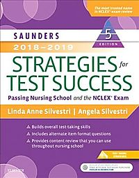 New used books cheap books online half price books saunders 2018 2019 strategies for test success fandeluxe Images